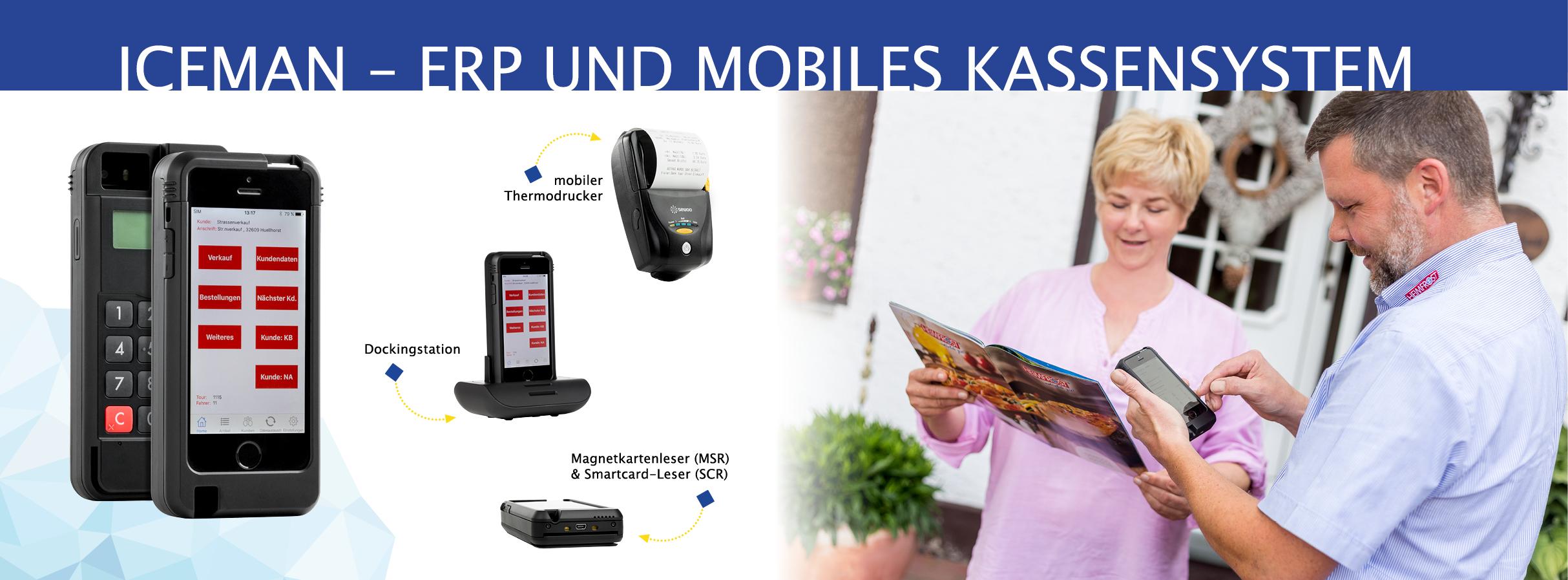 ICEMAN – ERP und mobiles Kassensystem