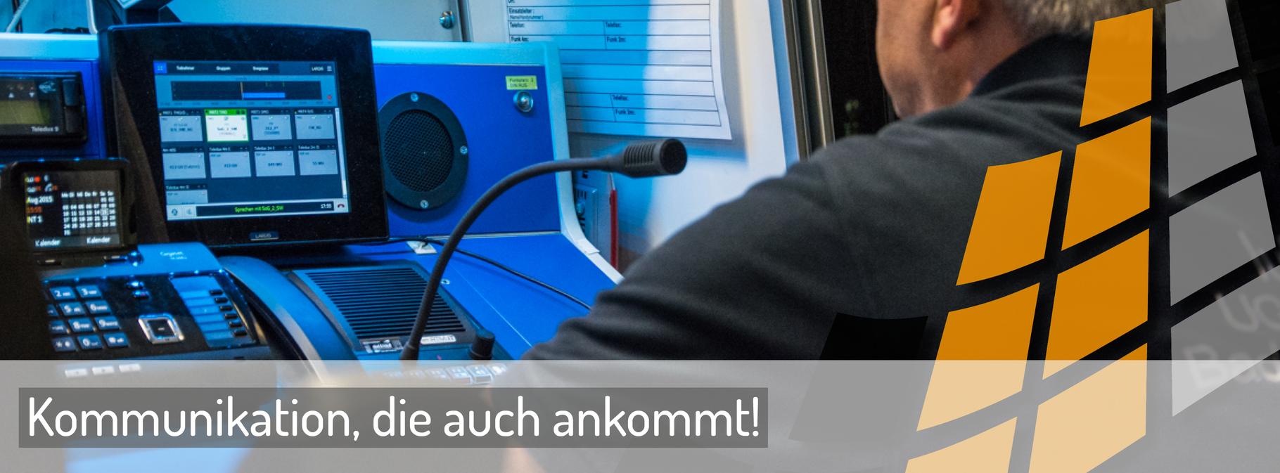 elw-tec  LARDIS DESK  Funkbedienungslösung